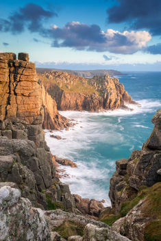 Lands End Cliffs - image gratuit #296307