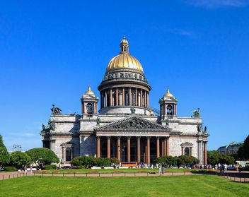Saint-Petersburg, Saint Isaac's Cathedral - бесплатный image #297487
