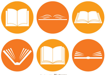 Read Circle Icons - vector gratuit #297927