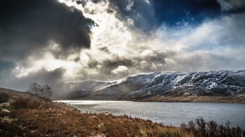 The Highlands, Scotland, United Kingdom - Landscape photography - бесплатный image #298457