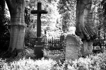 the cemetery - image #298597 gratis