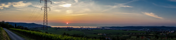 Sunset panorama - Free image #298917