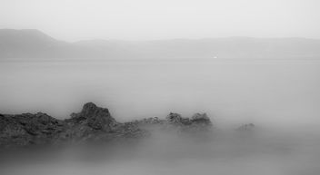 Fog Over The Sea - Free image #299577