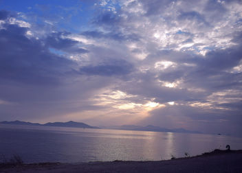 Turkey (Bodrum) Last lights of sun - image gratuit #300657