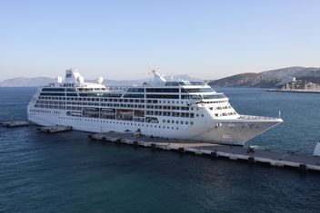 Pacific Princess Cruise Ship - image gratuit #302567