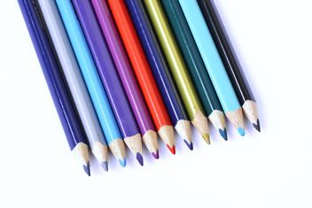 Colorful Pencils - Kostenloses image #302827