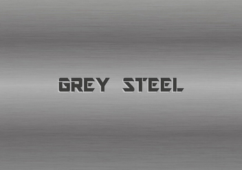 Free Gray Steel Vector - бесплатный vector #303077