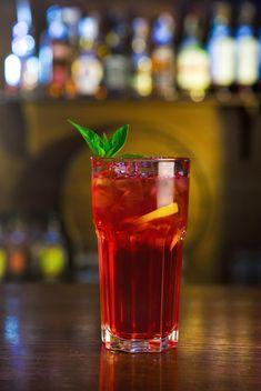 Red cocktail - image #303217 gratis