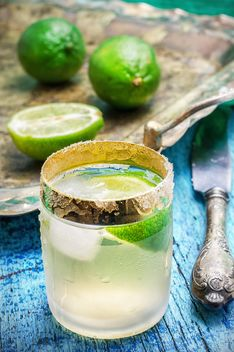 Lime cocktail - image gratuit #303227