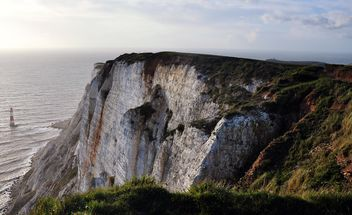 Beachy Head Cape, Great Britain - бесплатный image #304007