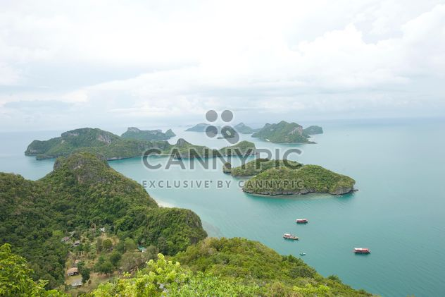 Ang thong islands national park - Kostenloses image #304487