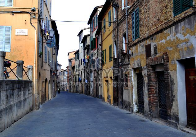 Houses in streets of Florence - Free image #304767