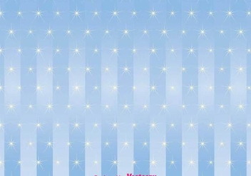 Shining Star Blue Background - vector gratuit #305247