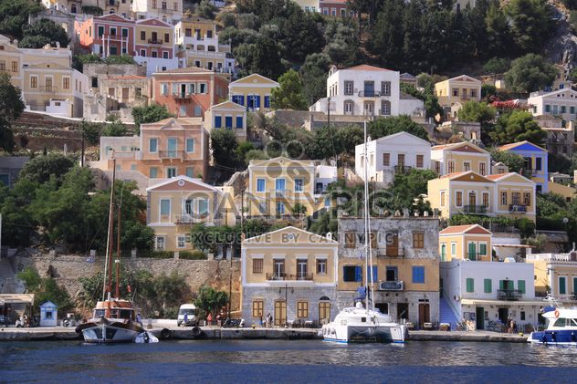 View on Symi, Greece - Kostenloses image #305387
