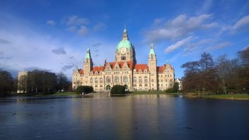 New Town Hall of Hannover - Free image #305707
