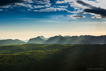 Morning light at Phu Khiew - image gratuit #306607