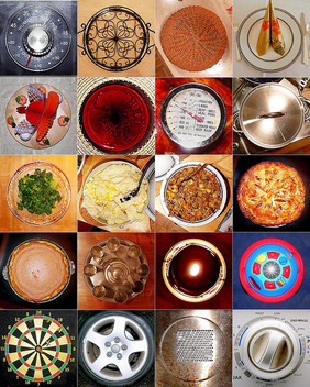Thanksgiving is many circles of love: A story of one Thanksgiving (hover for story) - Kostenloses image #307537