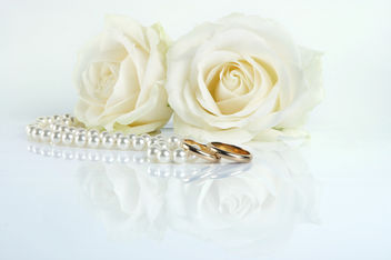Wedding rings - image gratuit #308917