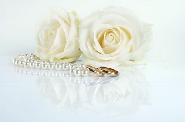 Wedding rings - image #308917 gratis