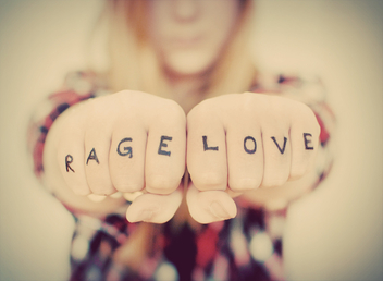 Rage and Love - Kostenloses image #308927