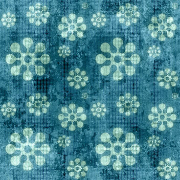 Tileable Grungy Teal Pattern 2 - бесплатный image #309977