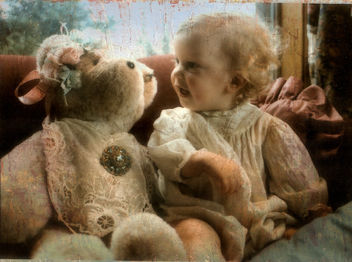 Teddy Love - image gratuit #310487