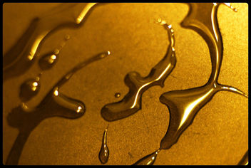 liquid gold - Free image #311057