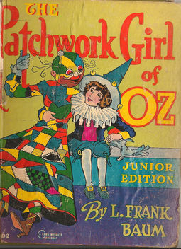 Junior Patchwork Girl of Oz - image gratuit #311097