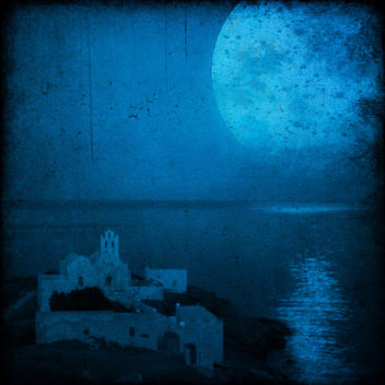 the moon in my memory - image gratuit #311467