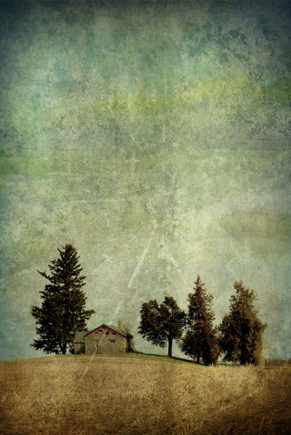 the House on the Hill - бесплатный image #312387
