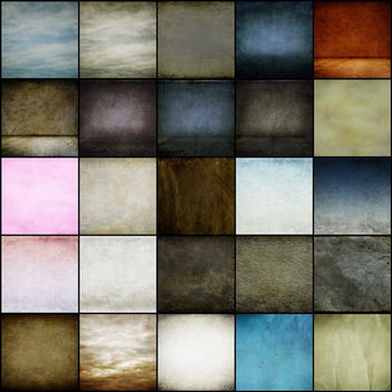 Free Textures 250 - 274 - Free image #312767