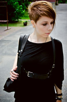 black outfit 4 - Kostenloses image #314417