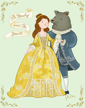 The Beauty and the Beast - Kostenloses image #314657