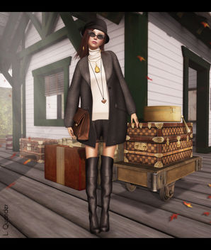 ISON for C88 and TRUTH Juniperr for Season's Story - image #315887 gratis