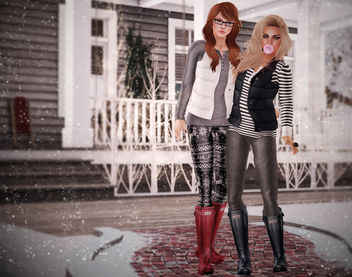 Grab Your Snow Boots - Free image #316987