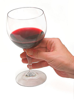 Glass of wine - Free image #317157