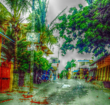 Streets, Mauritius - Kostenloses image #318917