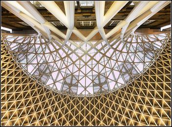 Kings Cross Roof - Free image #321227