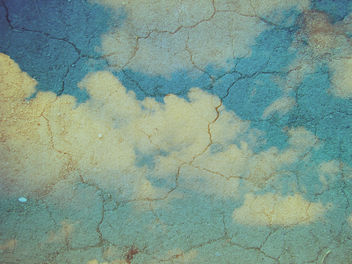 earth & sky - texture - image #322117 gratis