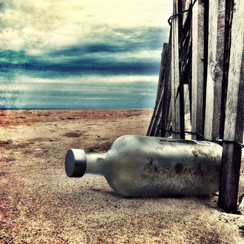 Message In A Bottle - image gratuit #323607