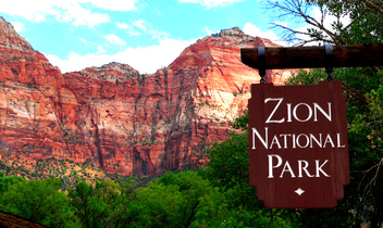 Zion National Park Utah #dailyshoot - бесплатный image #323847