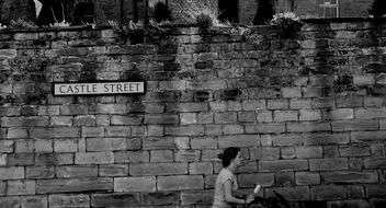 Castle Street Hay on Wye #leshainesimages #dailyshoot - Free image #324147