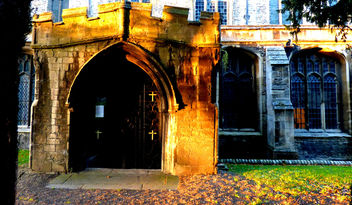St Marys Church Huntingdon #leshainesimages #dailyshoot # - image #324497 gratis