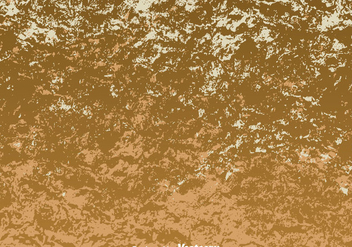 Abstract Cracked Paint On Brown Wall - Free vector #327377