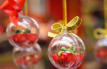 Christmastree decoration - image gratuit #327847