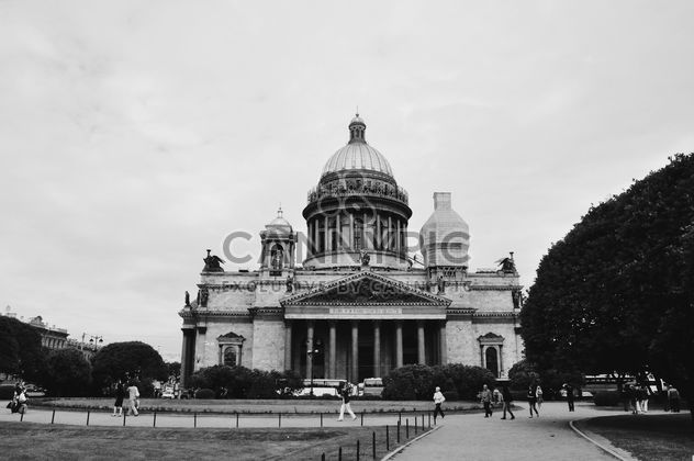 Saint Isaac's Cathedral - image gratuit #328077