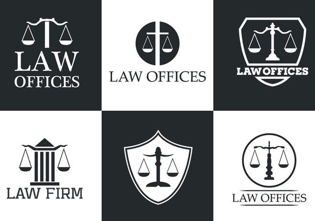 Law Office Vector Logo Collection - Free vector #329437