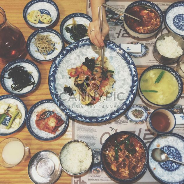 Korean food - image #330677 gratis