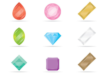 Mineral Icons - Kostenloses vector #331327