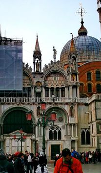 Central square in Venice - image #333607 gratis